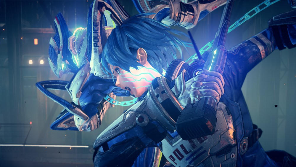 Astral Chain Screenshot 54