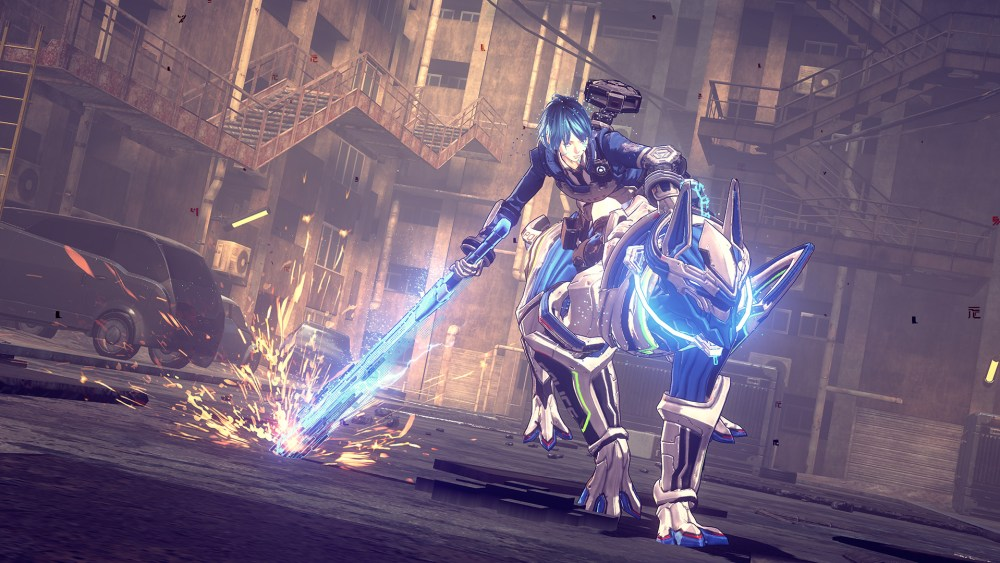 Astral Chain Screenshot 6