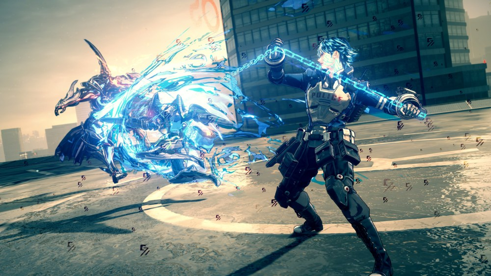Astral Chain Screenshot 8