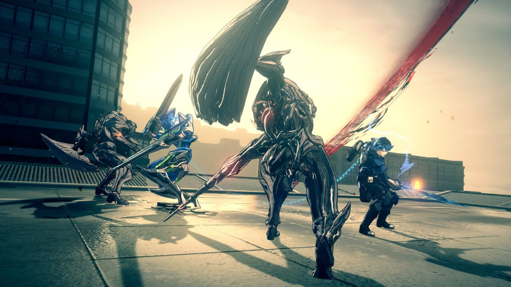 Astral Chain Screenshot 9