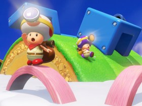 Captain Toad: Treasure Tracker Co-op Screenshot