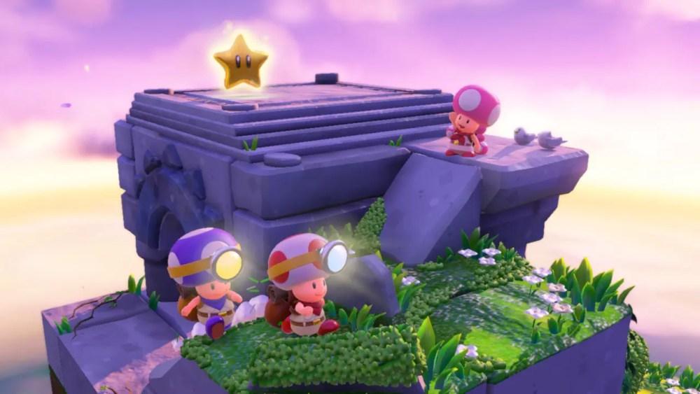 Captain Toad: Treasure Tracker Screenshot 1