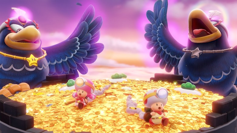 Captain Toad: Treasure Tracker Screenshot 8