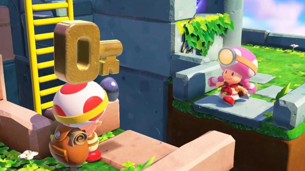 Captain Toad: Treasure Tracker Screenshot 9