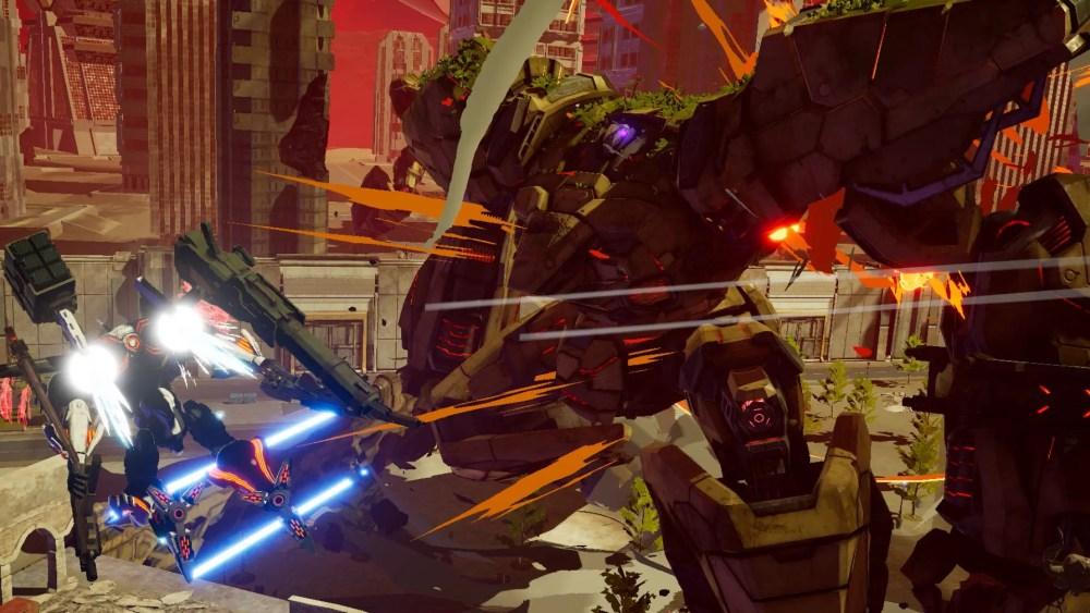 Daemon X Machina Screenshot 2