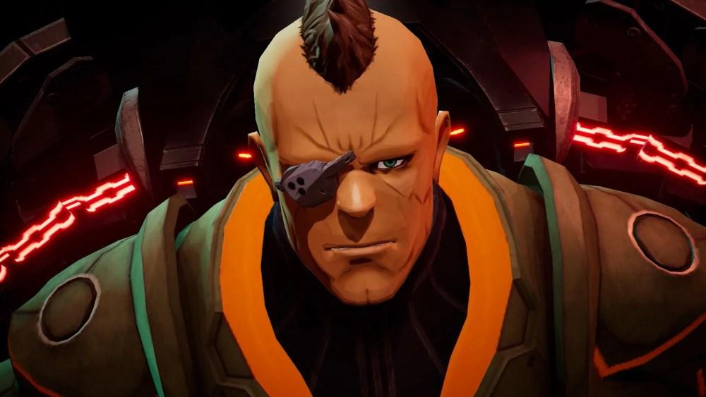 Daemon X Machina Screenshot 6