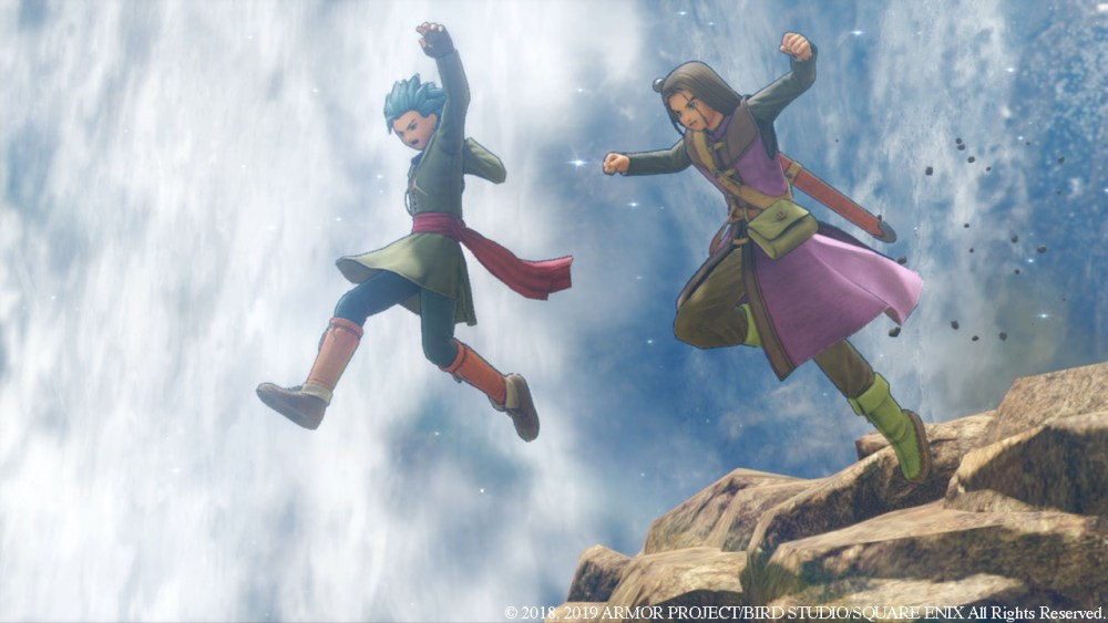 Dragon Quest XI S: Echoes of an Elusive Age Definitive Edition Screenshot 10