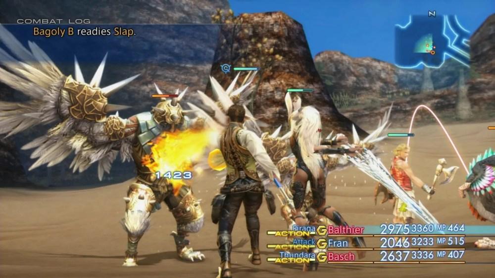 Final Fantasy XII The Zodiac Age Switch Screenshot 3