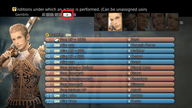 Final Fantasy XII The Zodiac Age Switch Screenshot 9