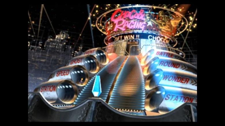 Final Fantasy VII Switch Screenshot 2
