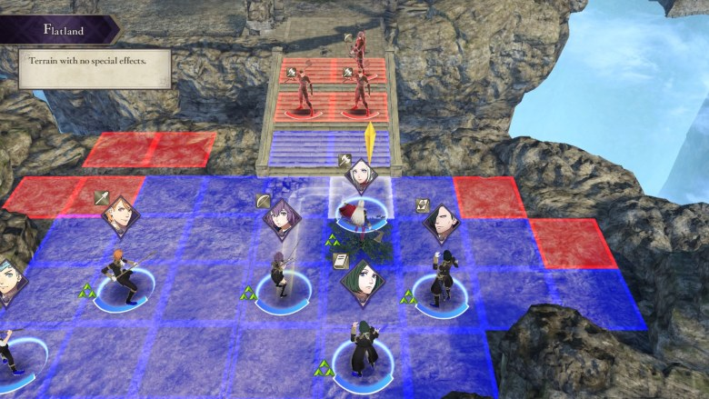 Fire Emblem: Three Houses Screenshot 1