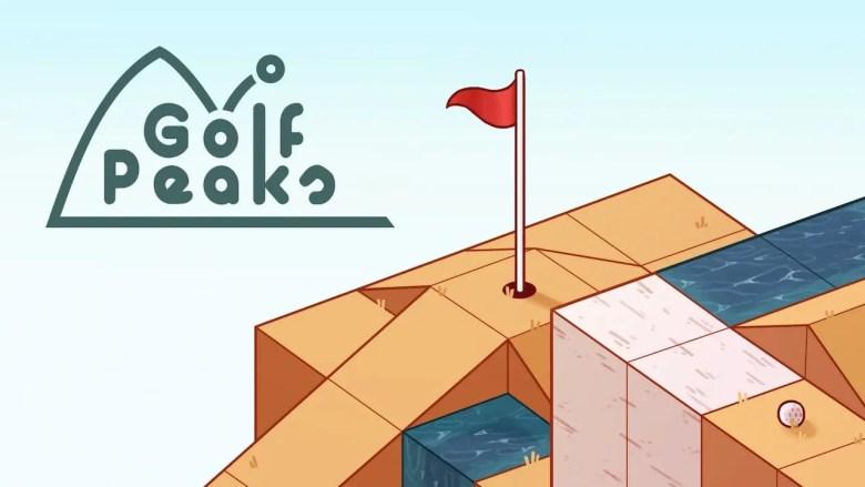Golf Peaks Key Art