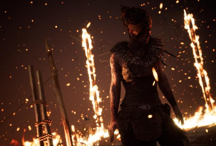 Hellblade: Senua's Sacrifice Switch Screenshot