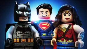 LEGO DC Super-Villains DC Movie Character Pack Key Art