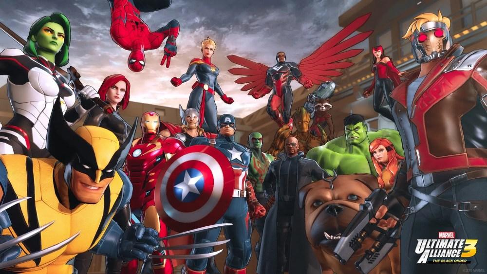 Marvel Ultimate Alliance 3: The Black Order Screenshot 4
