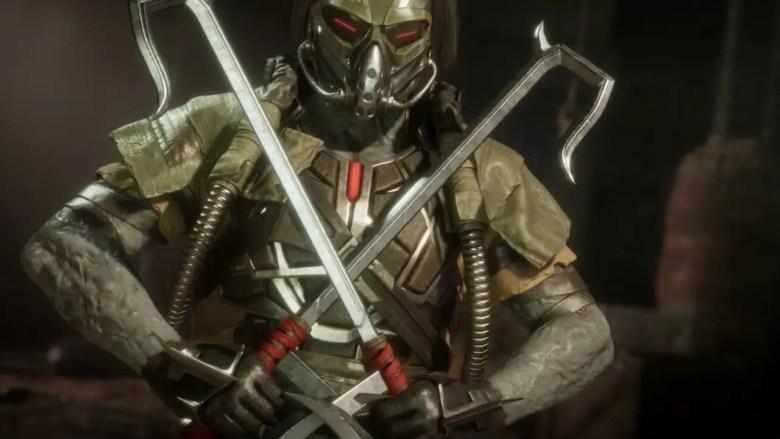 Mortal Kombat 11 Kabal Screenshot