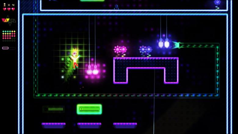 Octahedron: Transfixed Edition Review Screenshot 1