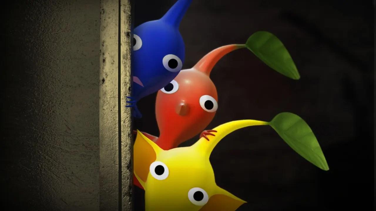 Pikmin 3 Deluxe Screenshot