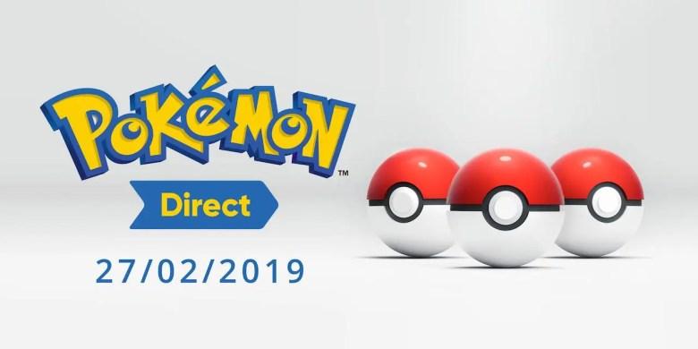 Pokémon Direct 2019 Logo