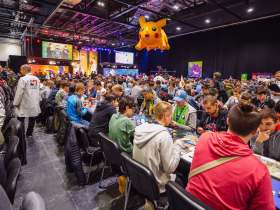 Pokémon Europe International Championships 2018 Photo