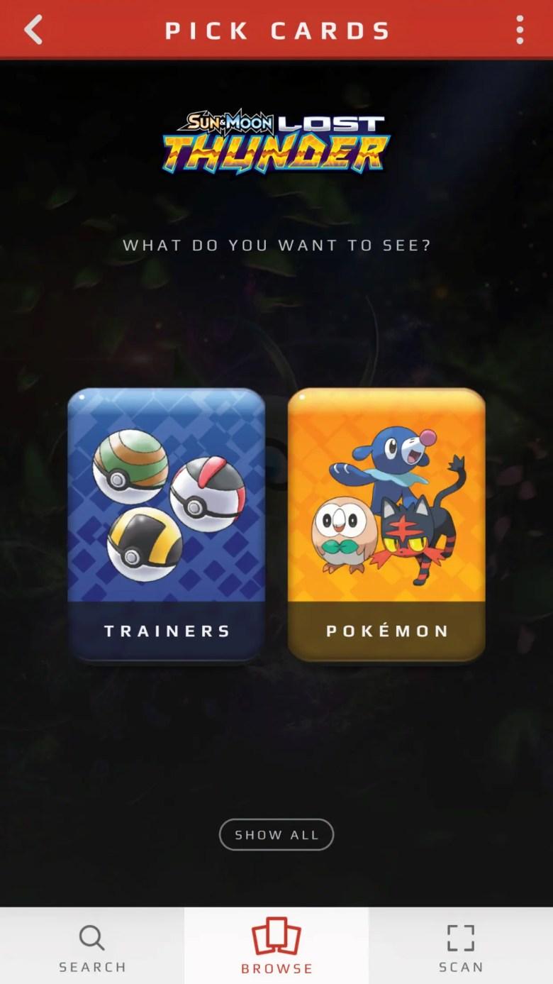 Pokémon TCG Card Dex Screenshot 6