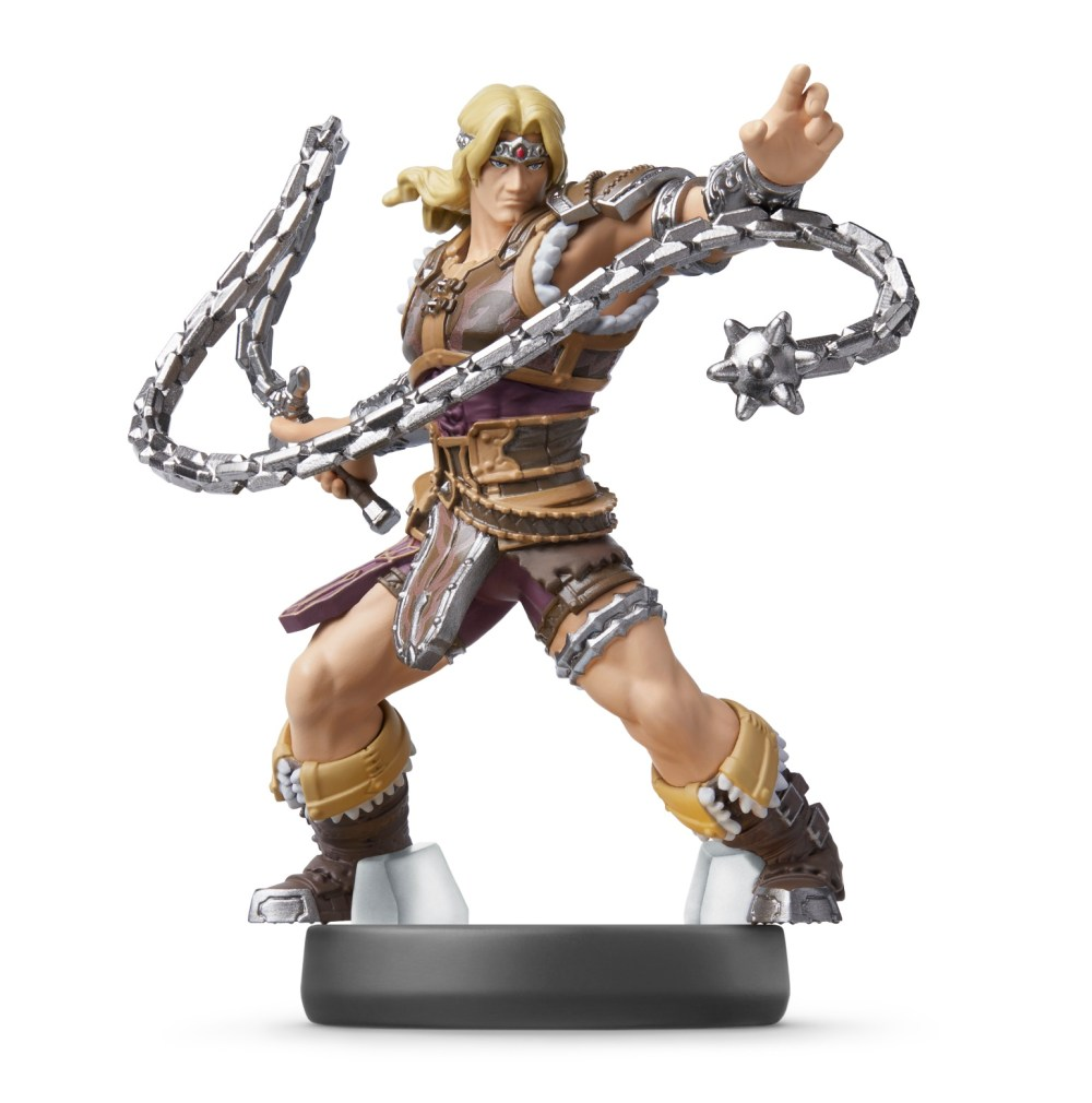 Simon Belmont amiibo Photo