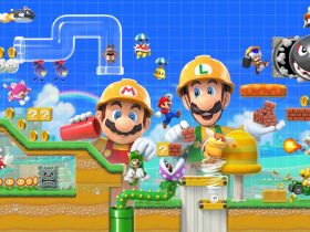 Super Mario Maker 2 Key Art