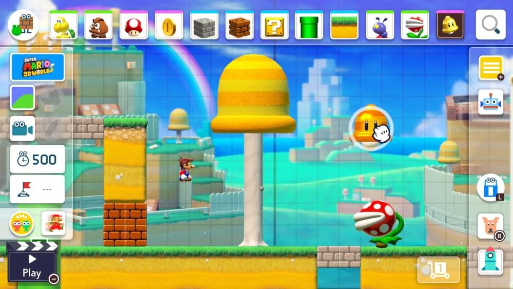 Super Mario Maker 2 Screenshot 11