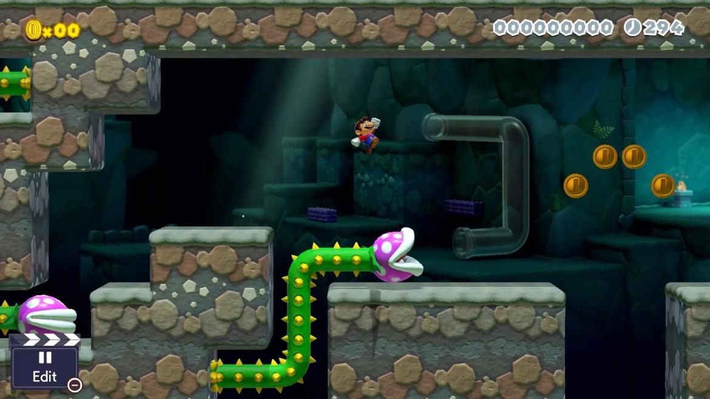 Super Mario Maker 2 Screenshot 13