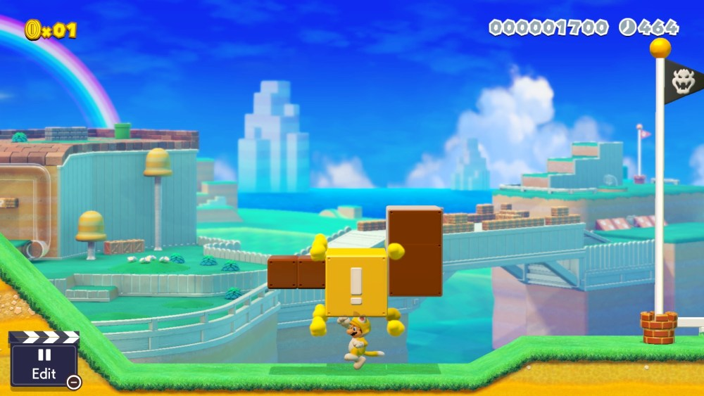 Super Mario Maker 2 Screenshot 14