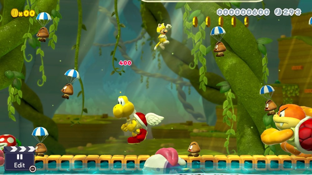Super Mario Maker 2 Screenshot 19