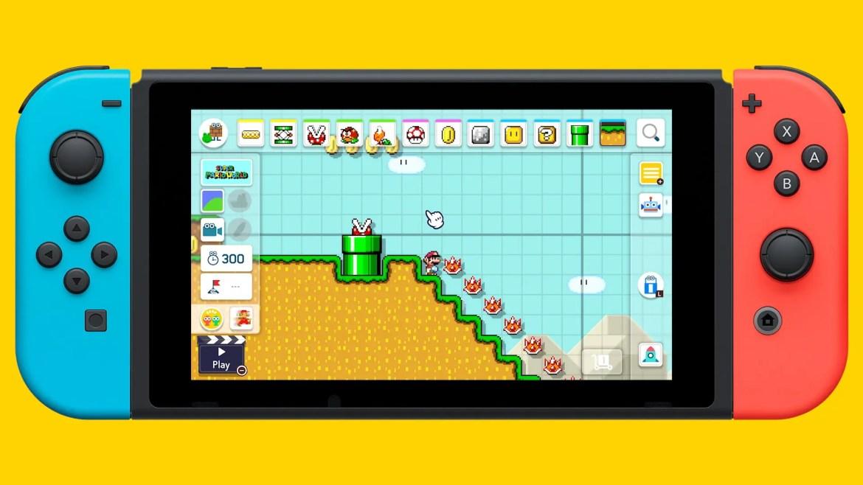 Super Mario Maker 2 Screenshot 2