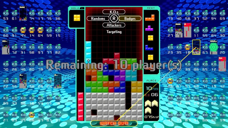Tetris 99 Screenshot 12