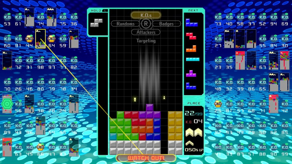 Tetris 99 Screenshot 4