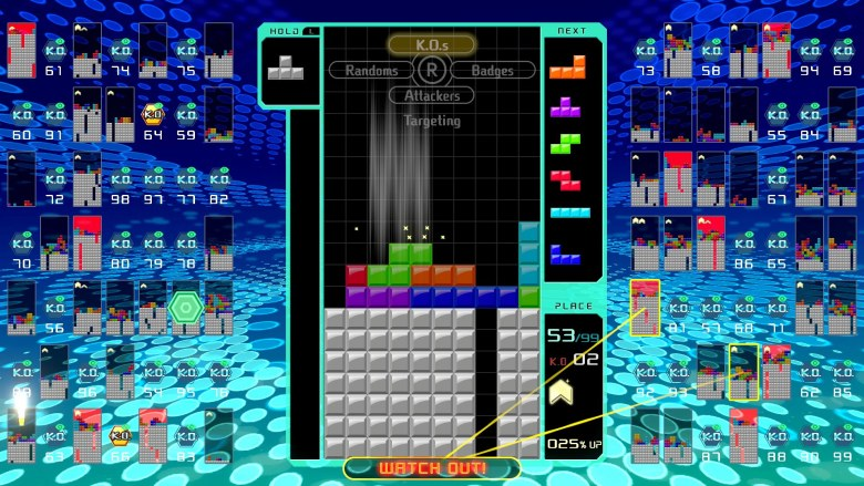 Tetris 99 Screenshot 8