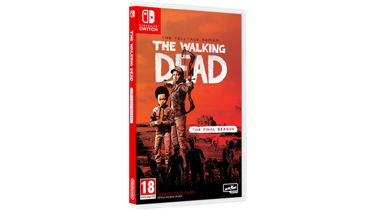 The Walking Dead: The Final Season Shambles To Retail With