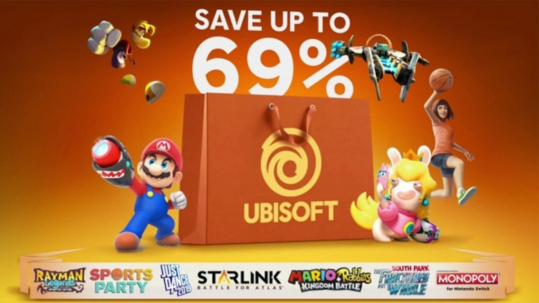 Ubisoft Publisher Sale Image