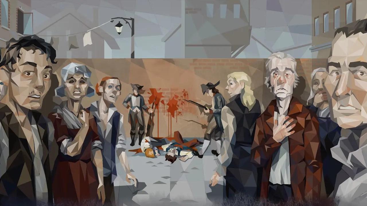 We. The Revolution Screenshot