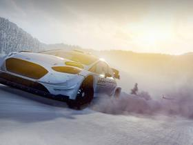 WRC 8 Screenshot