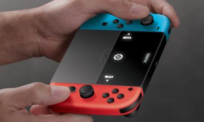 Bionik Nintendo Switch Power Plate Photo