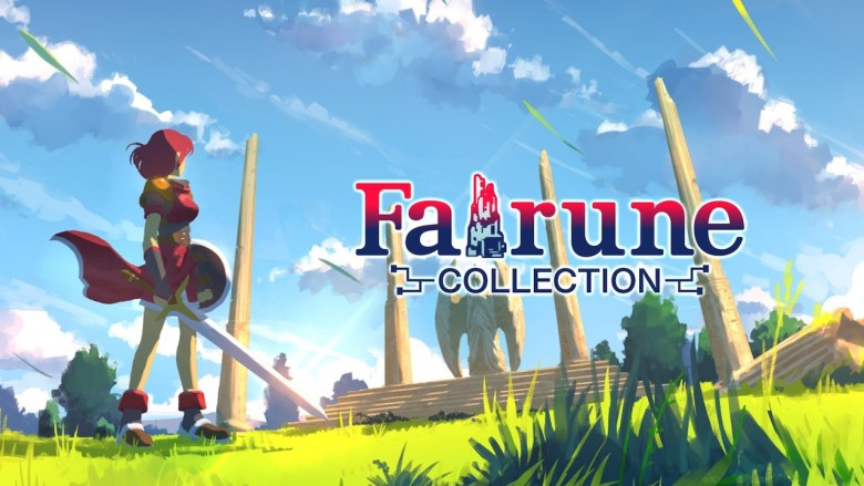 Fairune Collection Key Artwork