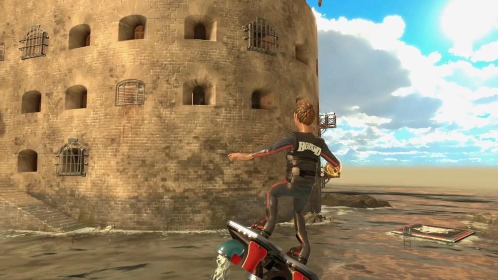 Fort Boyard Screenshot 2