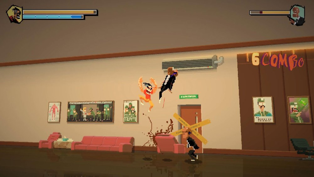 I Am The Hero Review Screenshot 1