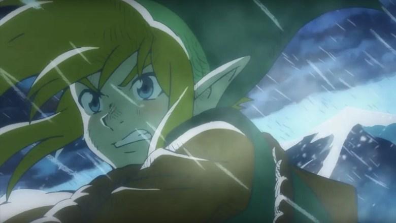 Link The Legend of Zelda: Link's Awakening Screenshot
