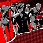 Persona 5 S Key Art