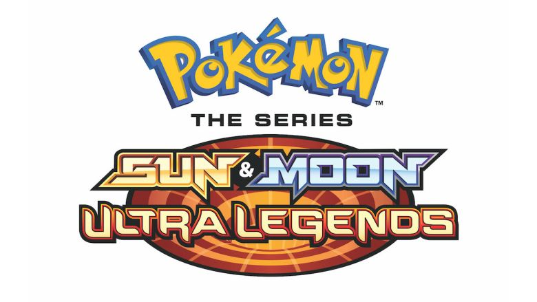 Pokémon The Series: Sun And Moon - Ultra Legends Logo
