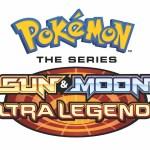 Pokémon The Series: Sun And Moon - Ultra Legends Logo