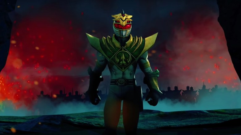 Power Rangers: Battle For The Grid Lord Drakkon Screenshot