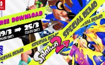 Splatoon 2 Special Demo Image