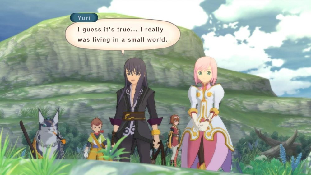 Tales Of Vesperia: Definitive Edition Review Screenshot 1